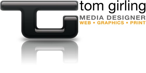 tom girling web designer